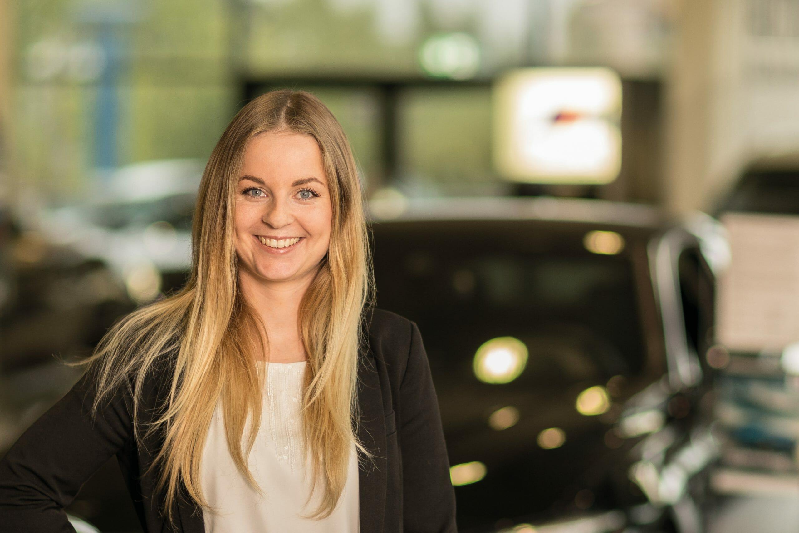 Stephanie Scharitzer - Personalreferentin