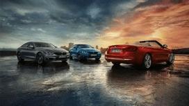 das passende BMW Modell finden