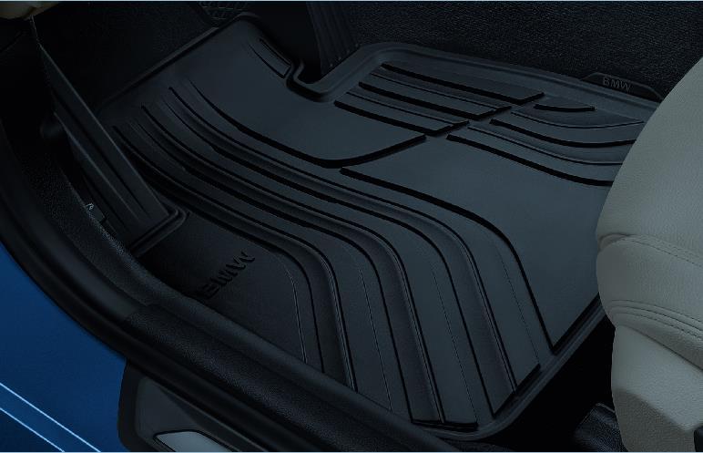 Original BMW Allwetter Fußmatten