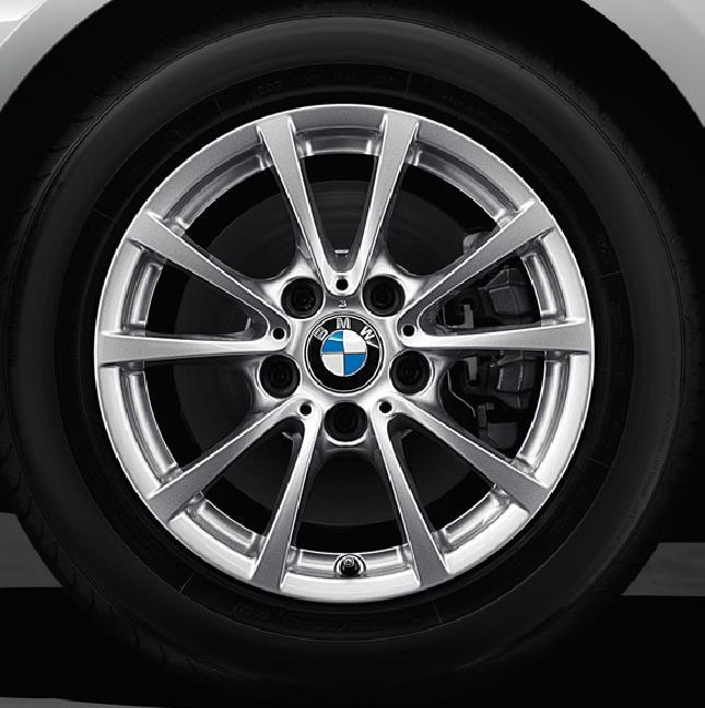 BMW 3er Touring Kompletträdersatz