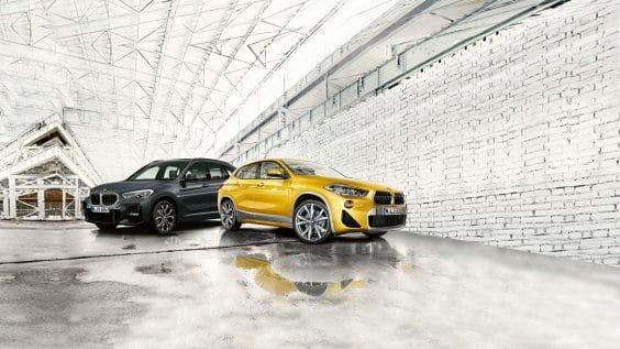 BMW X1 und X2 Modell